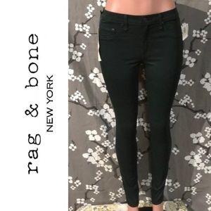 NWT RAG & BONE Mid Rise Skinny Leggings Jeans